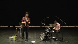 Concertos Antena 2 - Festival Robalo Jazz | Concerto Desidério Lázaro / Luís Candeias duo | 14 Julho 2020