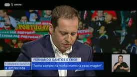 Fernando Santos - A Entrevista