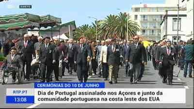Cerimónias Oficiais 10 de Junho