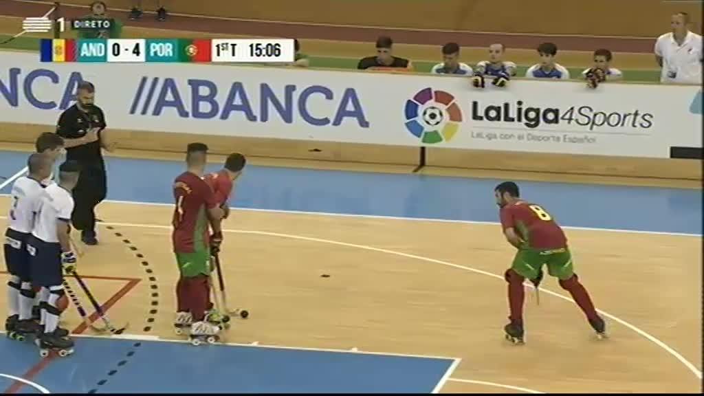 Andorra x Portugal