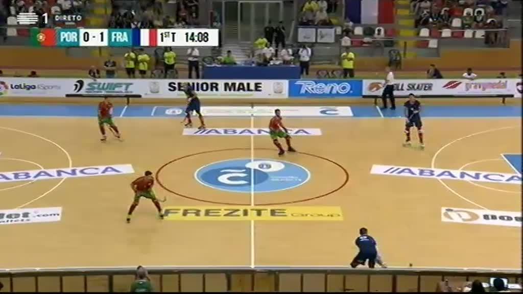 Portugal x França