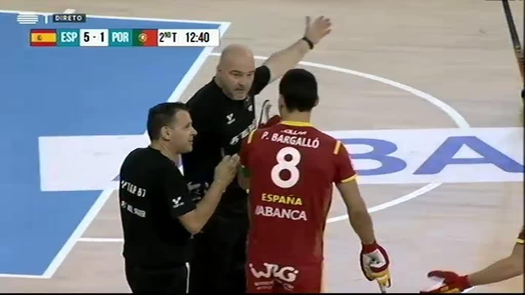 Espanha x Portugal