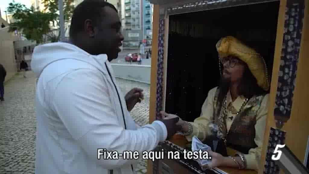 Pedro Teixeira, Sara Norte, Ana Arrebentinha, Jimmy P
