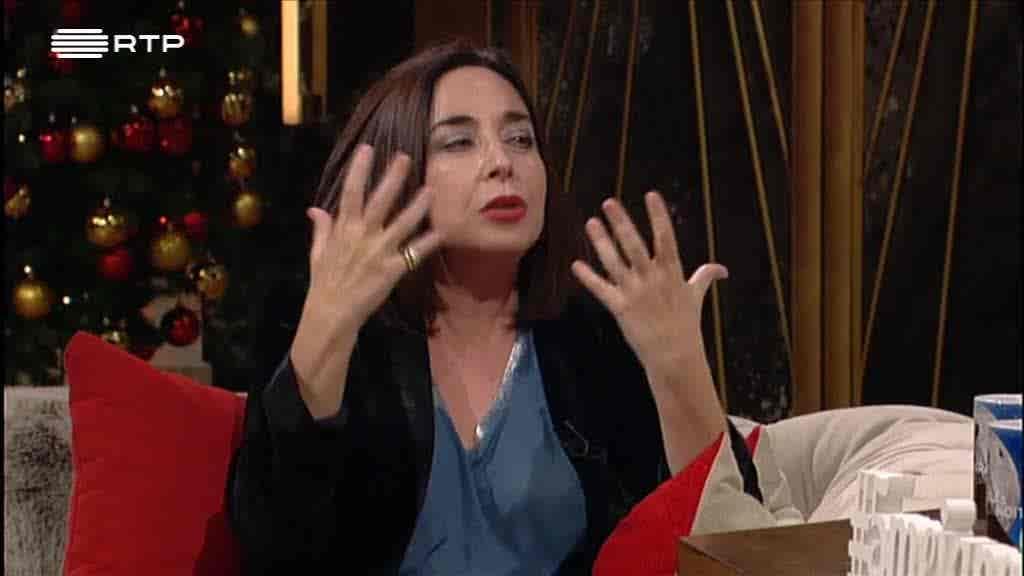 Paula Moura Pinheiro, Rui Massena, Diogo Faro, Big Mama