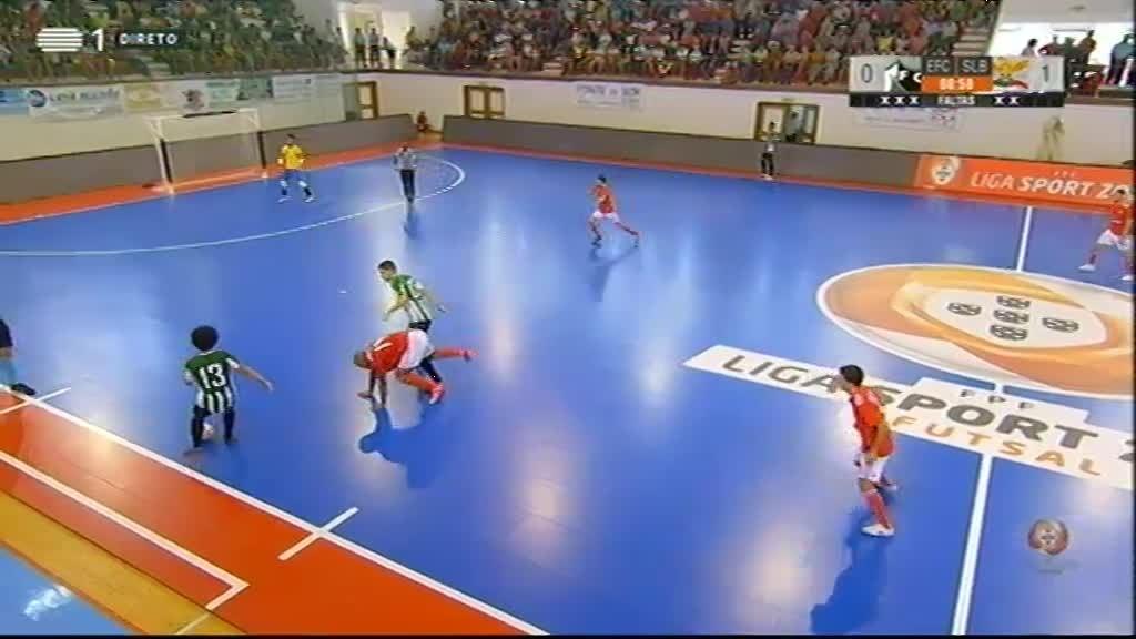 Elétrico x Benfica
