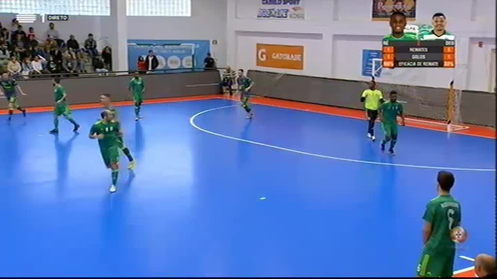L. Porto Salvo x Sporting