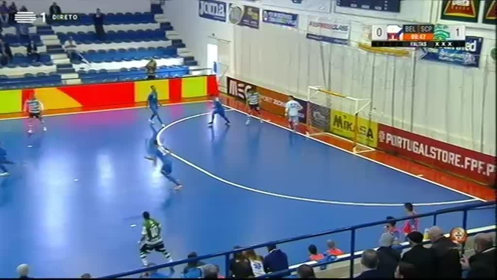 Belenenses x Sporting