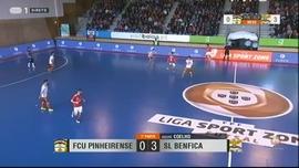 Pinheirense x Benfica