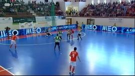 Elétrico FC x Benfica
