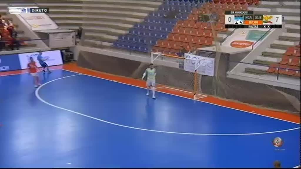 Azeméis x Benfica
