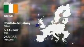 De Lisboa a Helsínquia - Irlanda