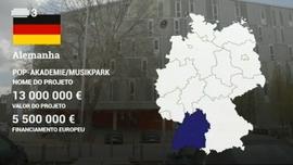 De Lisboa a Helsínquia - Alemanha
