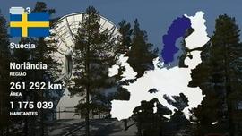 De Lisboa a Helsínquia - Suécia