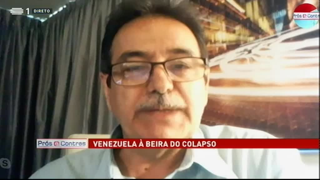 Venezuela à Beira do Colapso