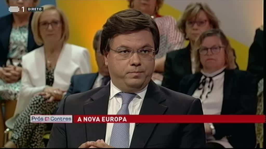 A Decisão Eleitoral dos Europeus