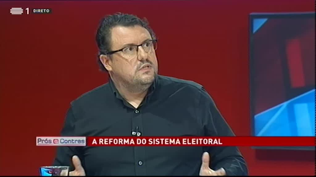Reforma do Sistema Eleitoral
