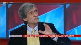 Medicina Convencional vs Medicina Alternativa
