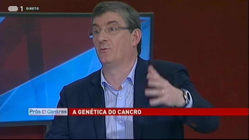 A Genética do Cancro