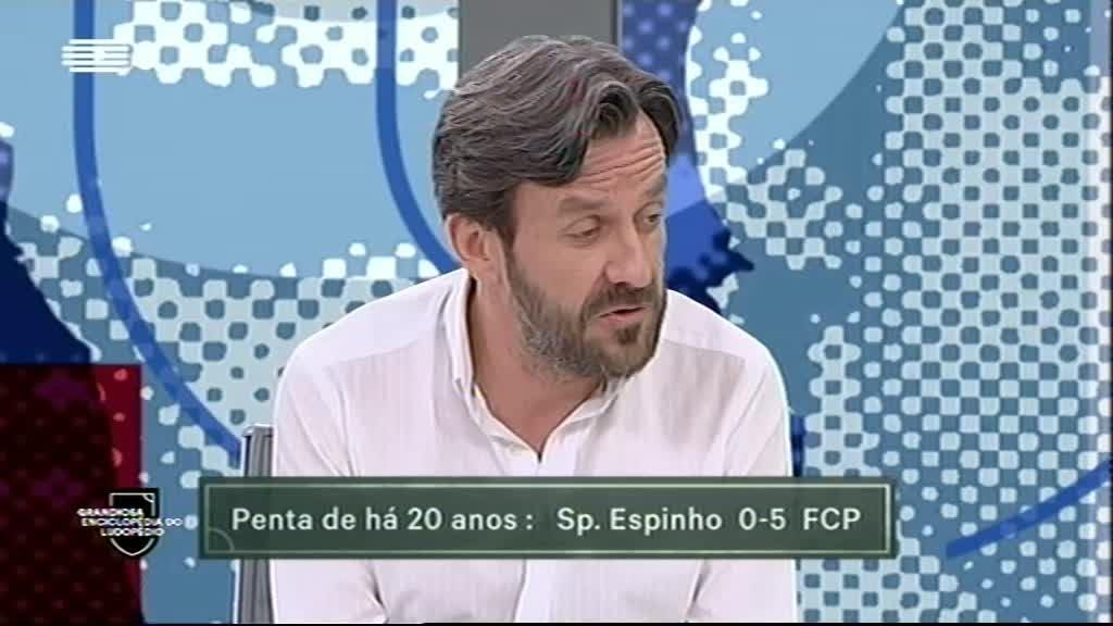 20 anos de Penta do FC Porto