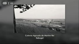 Antiga Colónia Agrícola de Santo Isidro de Pegões
