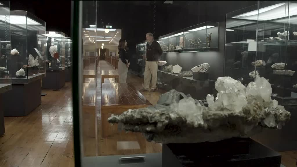 Museu Geológico, Lisboa