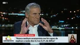 A Entrevista: Jerónimo de Sousa