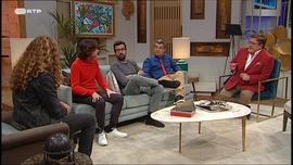 Paulo Betti, Miguel Araújo, Flávio Gil, André Antunes