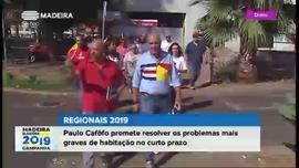 Eleições Madeira 2019 - Campanha