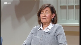 Margarida Amaral, Madalena Palmeirim, Onésimo Teotónio Almeida, Sara Duarte e Inês Peceguina