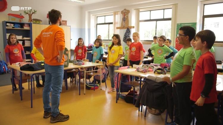 Desafio Escolas (Portimão)