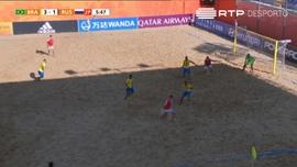 Brasil vs Rússia