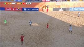 Senegal vs Portugal