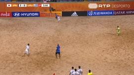 Japão vs Uruguai
