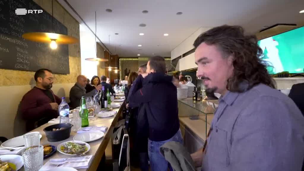 Especial Gala Michelin - Mesa Portuguesa e Vítor Sobral - Porto, Lisboa e Sevilha