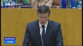 Especial Informação - Sessão de Abertura do debate do Plano e  Orçamento Regional 2020