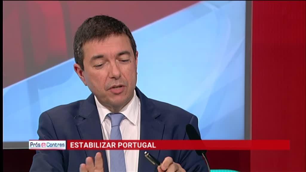 Estabilizar Portugal