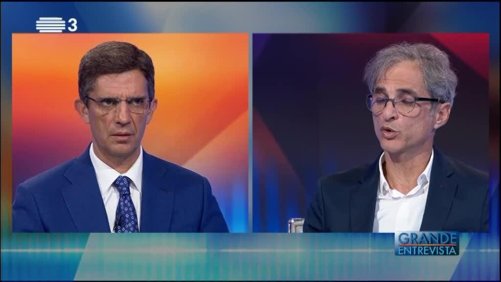 Pedro Simas - Grande Entrevista - Informação - Entrevista e Debate ...