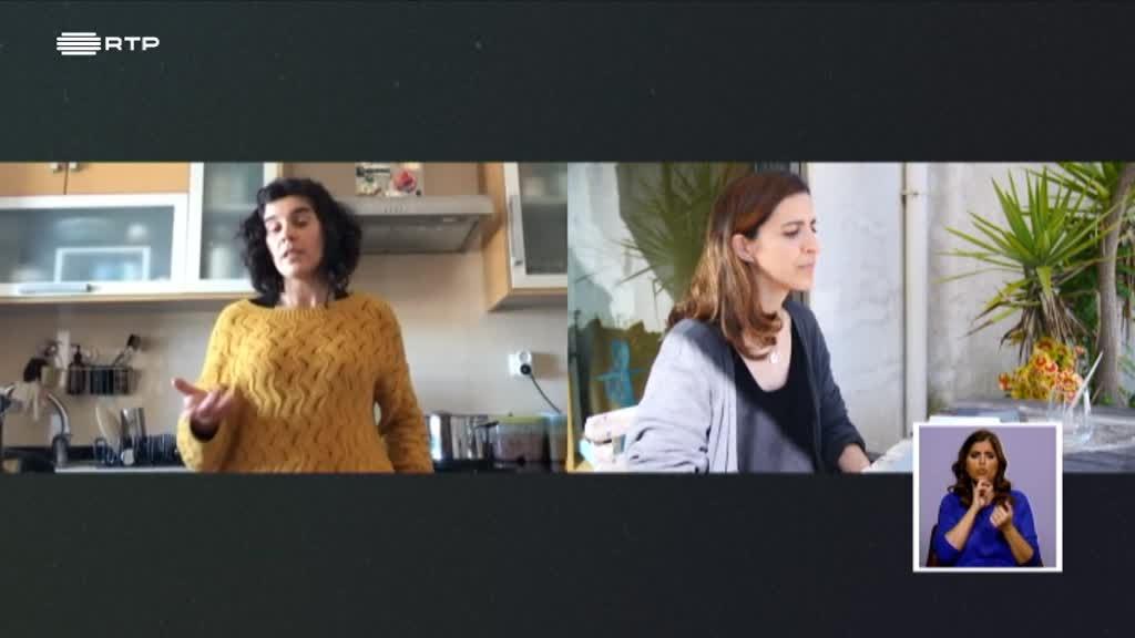 Ficar em Casa: Parte II