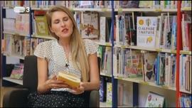 Marina Perezagua autora de «Seis formas de morrer no Texas» e Rui Cardoso Martins autor de «Última hora»