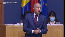 Debate do Orçamento da Região