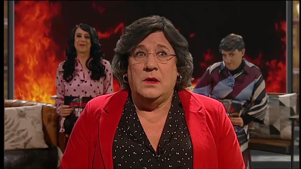 Margarida Rebelo Pinto, Leandro, Olavo Bilac, GNR