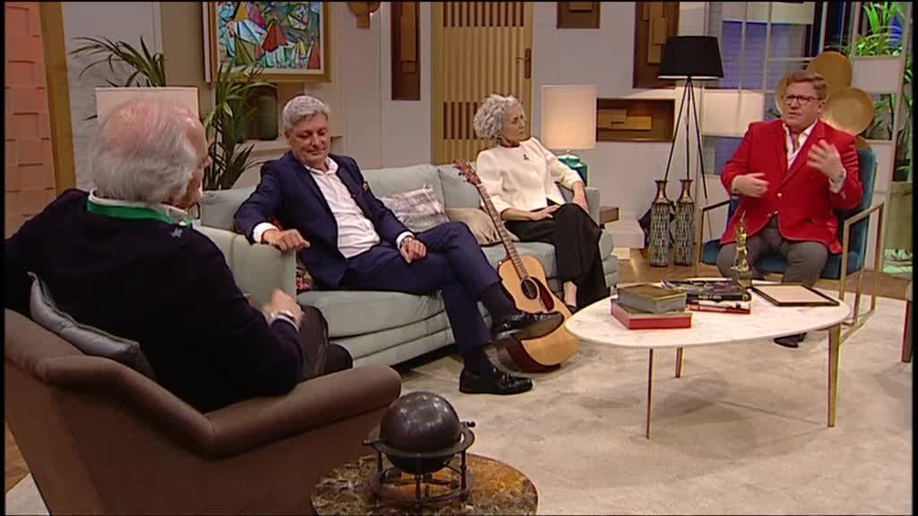 Lara Li, Tozé Brito, José Falcato, FF, Rúben Madureira, Sissi Martins