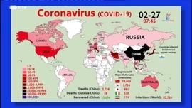 Covid-19 na internet