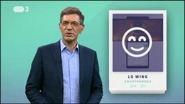 Teste LG Wing; LG Tone Free UV nano; Google pesquisas 2020