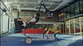 Robôs dançam - como foi preparado o vídeo viral da Boston Dynamics