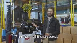 Ovos de Páscoa Google; Um robot para armazéns; O pai de todos os computadores