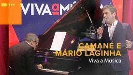 Viva a Música - Viva a Música: Camané e Mário Laginha