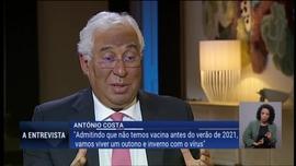 Entrevista a António Costa