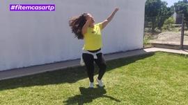 Isabel Tostão: Zumba