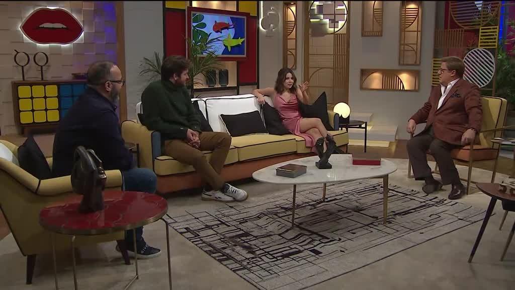 Fernando Rocha, Tiago Bettencourt, Tiago Nacarato, Bárbara Tinoco, Beatriz Gosta, Inês Lopes Gonçalves